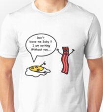 Breakfast drama Unisex T-Shirt