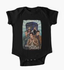 Who's Your Doctor? Kids Clothes