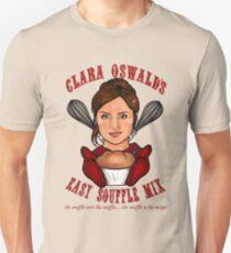 Clara Oswald's Easy Souffle Mix Unisex T-Shirt
