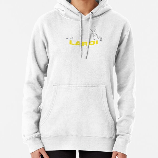 The Kid Laroi, The Kid Laroi Official Merchandise, The Kid Laroi Concert T-Shirts & More Pullover Hoodie