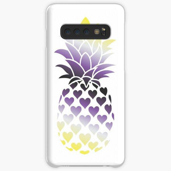 Nonbinary Pineapple Samsung Galaxy Snap Case
