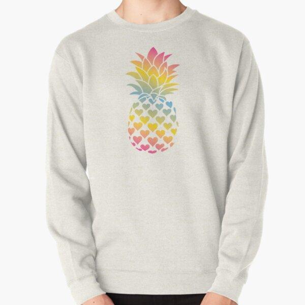 Pansexual Pineapple Pullover Sweatshirt