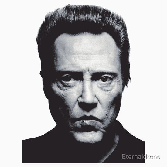 TShirtGifter presents: Walken | Unisex T-Shirt