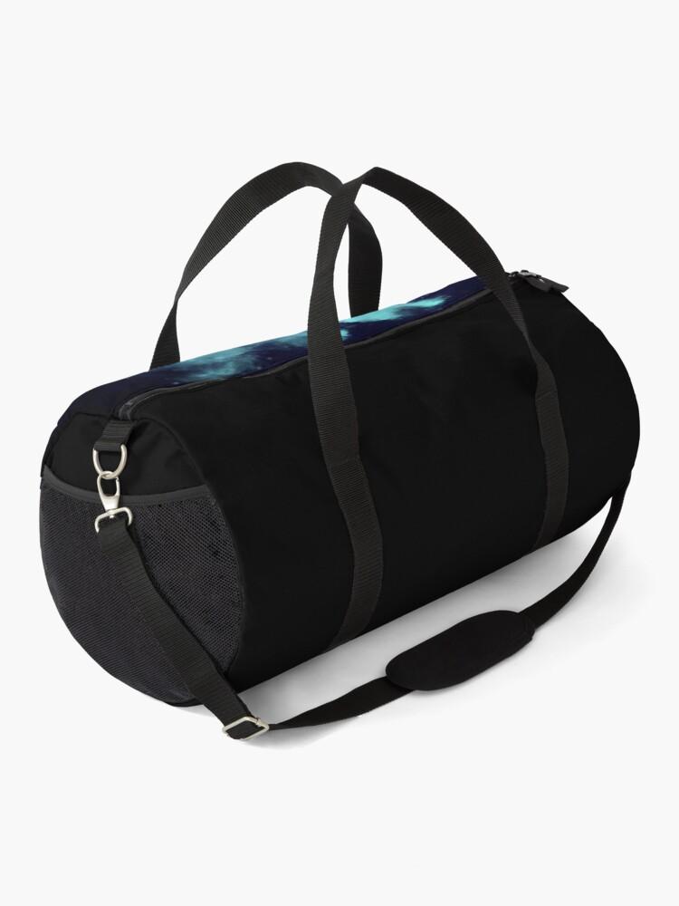 Alternate view of Pastel Anime Galaxy Girl Duffle Bag