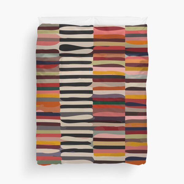 Etchnic Scandinavian Pattern Duvet Cover