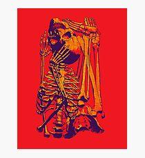 Puzzle Bone Photographic Print