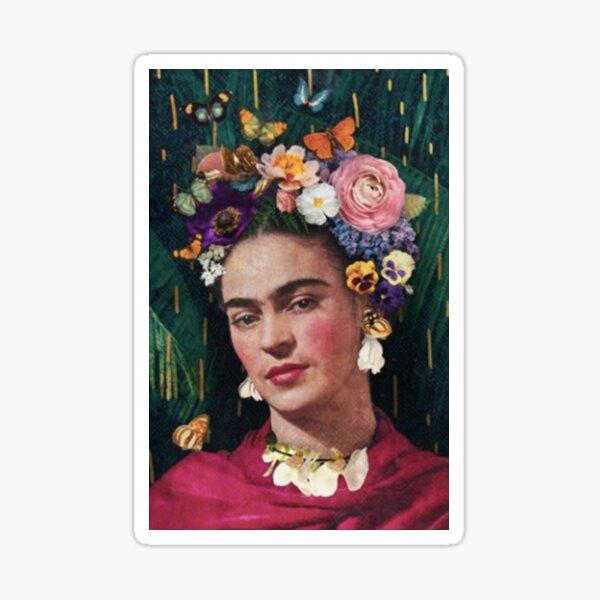 Frida Khalo T-shirt artist Sticker