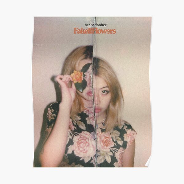 fake it flowers cover Poster
