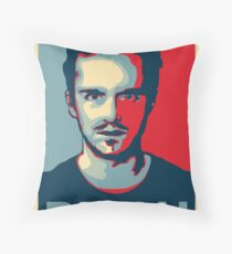 Pinkman, Bitch! Throw Pillow