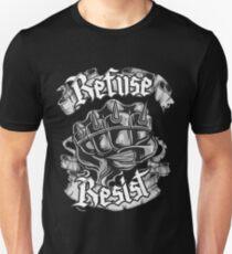Refuse Resist Faust Slim Fit T-Shirt