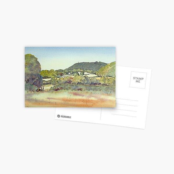 Frodsham Hill Postcard