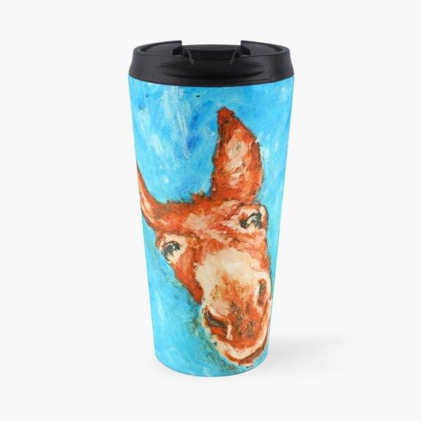 Thoroughbred Travel Mug