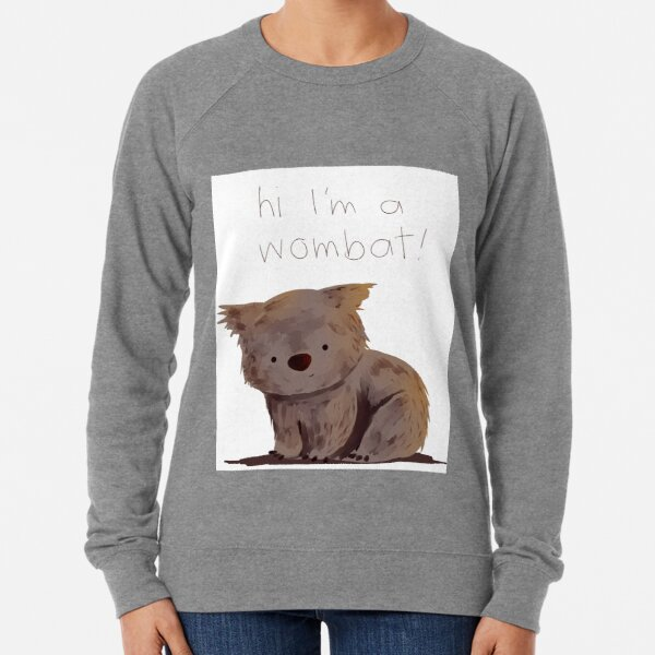 Wombat Lightweight Sweatshirt