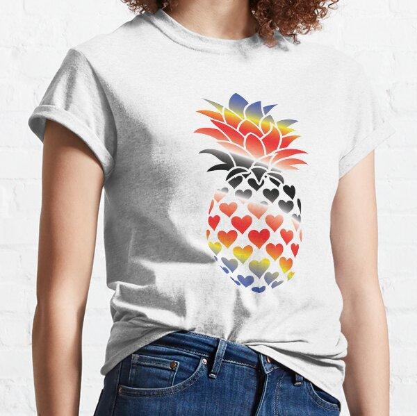 Polyamorous Pineapple Classic T-Shirt