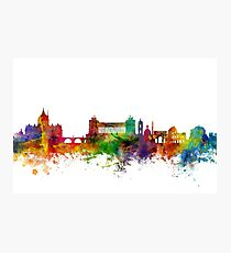Rome Italy Skyline Photographic Print