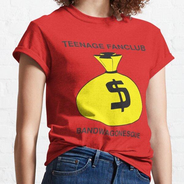 Teenage Fanclub - Groupe T-shirt classique