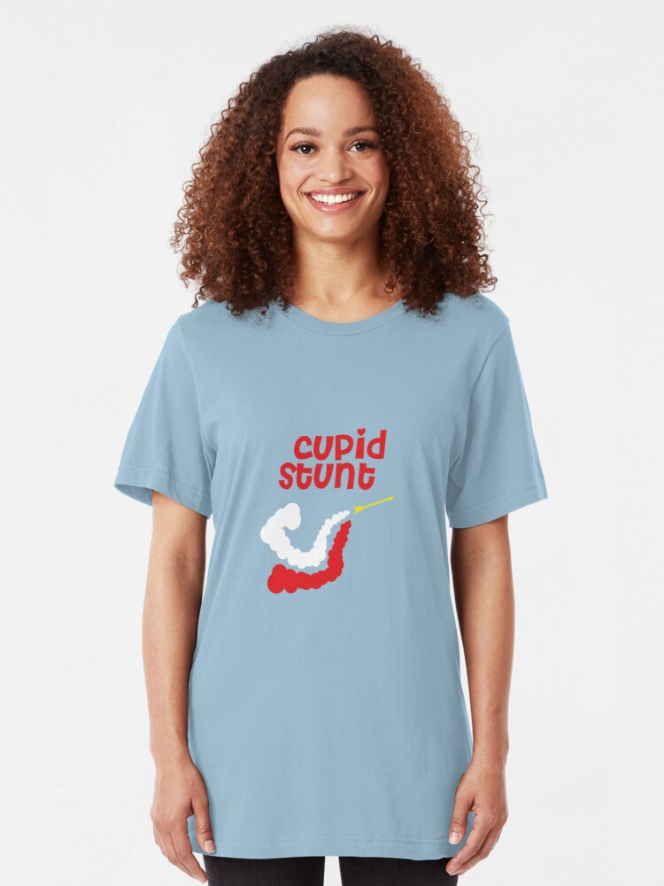 Alternate view of Cupid Stunt Slim Fit T-Shirt