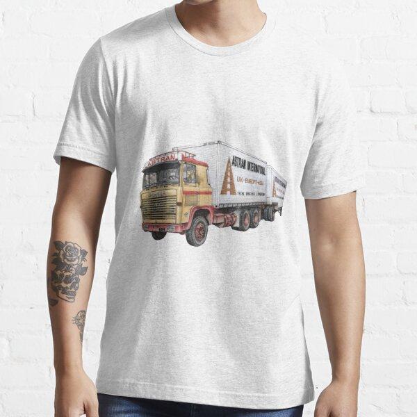 Camión Scania Vintage Camiseta esencial