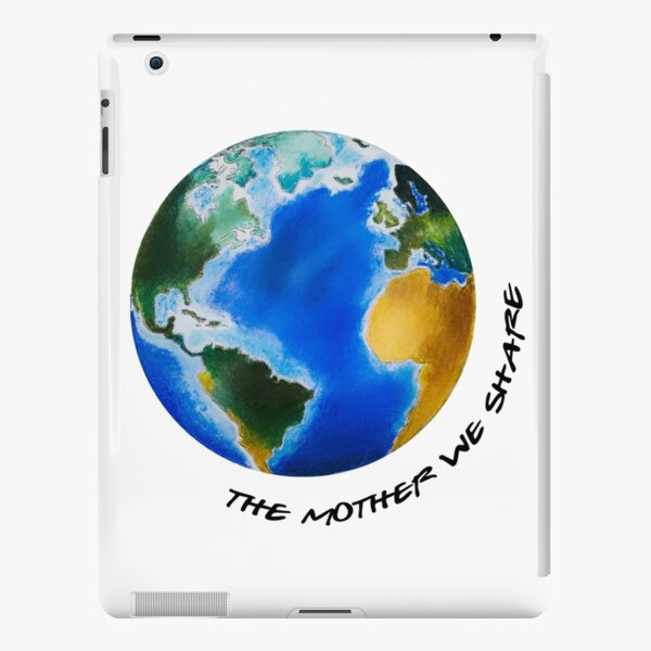 The Mother We Share iPad – Leichte Hülle