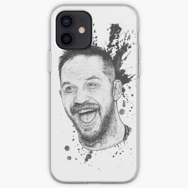 Tom Hardy iPhone Soft Case