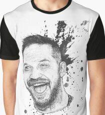 Tom Hardy Graphic T-Shirt