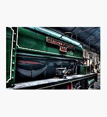 Renishaw Ironworks No 6 Photographic Print