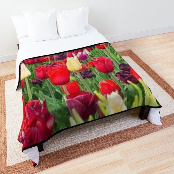 Tulips Comforter