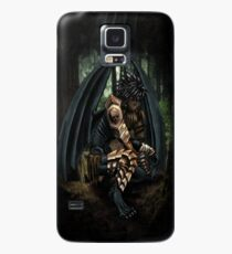 Winged Demon Case/Skin for Samsung Galaxy