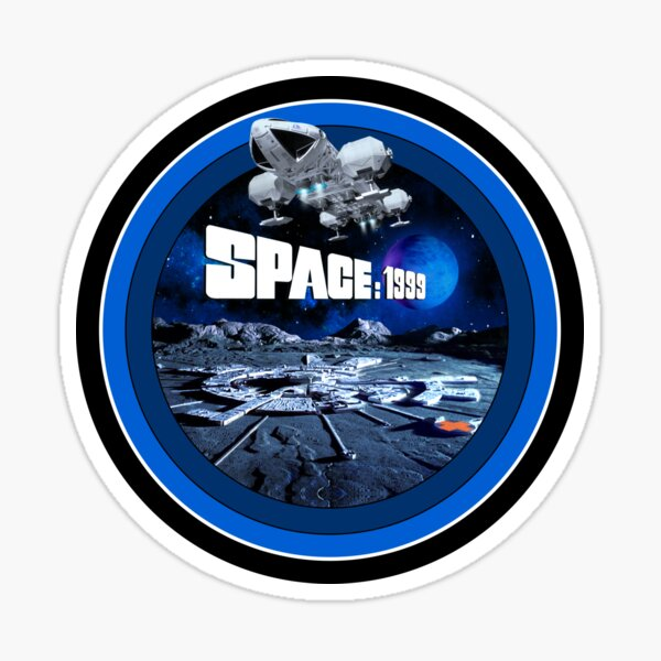 Copy of Copy of SPACE: 1999 GENERIC 21A Sticker