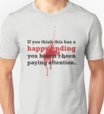 Bloody Happy Ending T-Shirt