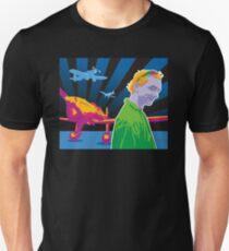 Tim at Archerfield airfield Unisex T-Shirt