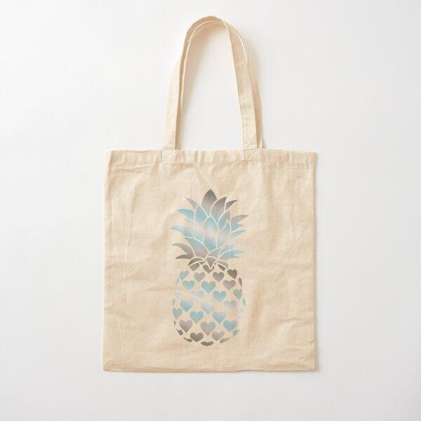 Demiboy Pineapple Cotton Tote Bag