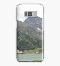Mountain Lake, Austria Samsung Galaxy Case/Skin