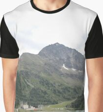 Mountain Lake, Austria Graphic T-Shirt