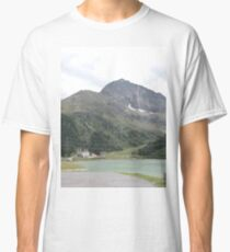 Mountain Lake, Austria Classic T-Shirt