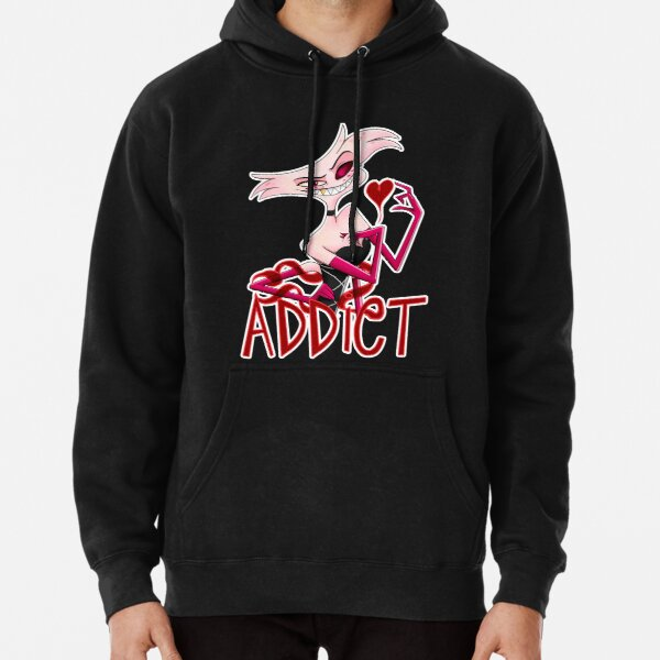 Angel Addict Pullover Hoodie
