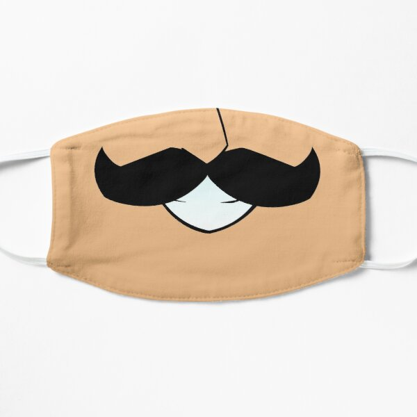 Bernard The Salesman Face Mask Flat Mask