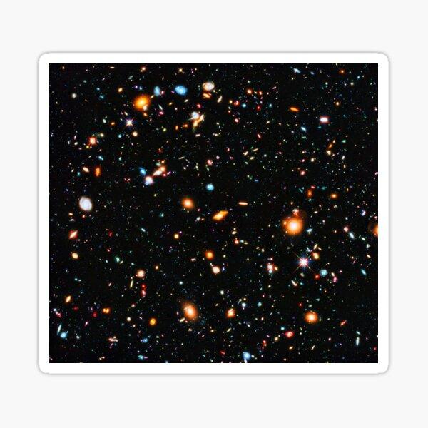 Hubble Extreme Deep Field Sticker