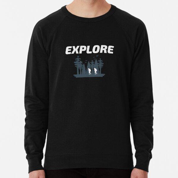 Explore Lightweight Sweatshirt