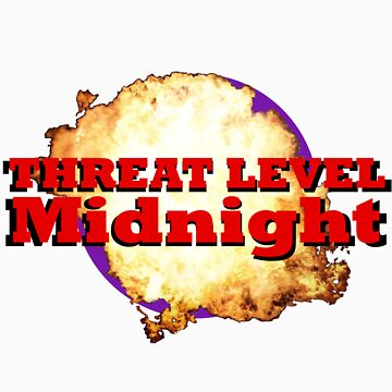 Threat Level Midnight by connertate8