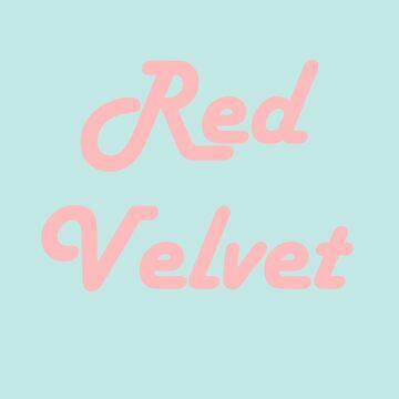Red Velvet! by jamillakhama