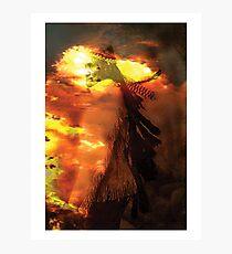 Geronimo (Chiricahua Apache) Photographic Print