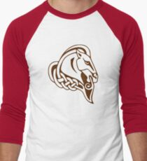 Whiterun Alternate Color Men's Baseball ¾ T-Shirt