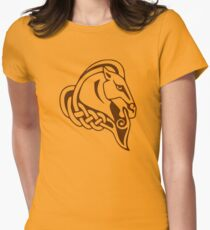 Whiterun Alternate Color Women's Fitted T-Shirt