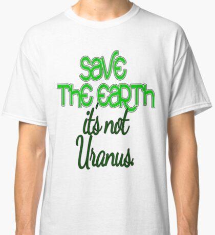 uranus. Classic T-Shirt