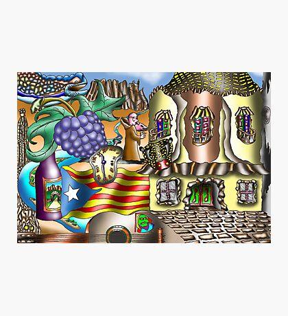Catalonia Photographic Print
