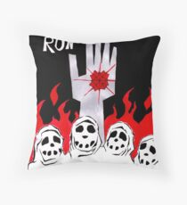 Logan's Run Bass inspired Throw Pillow