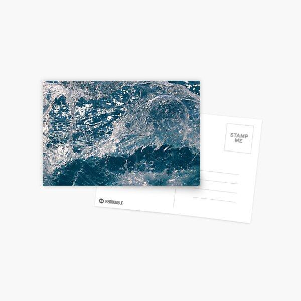 Shape Of Water #1 Postcard