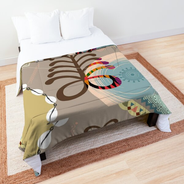Adinkra AYA Comforter