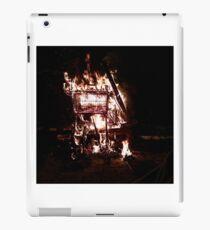 Trolley Fire iPad Case/Skin